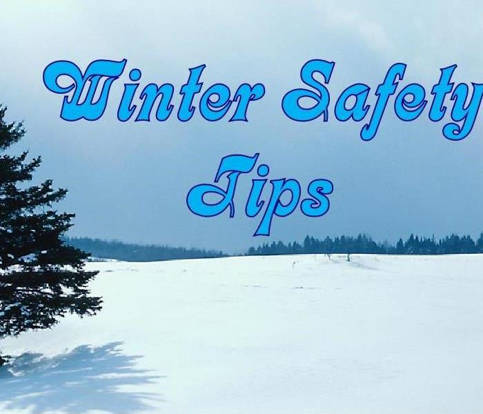 General Winter Safety Tips